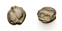 Ancient Coins - CELTIC: FRANCE, SEQUANI