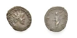 Ancient Coins - ROME, VICTORINUS, SALVS AVG