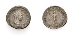 Ancient Coins - ROME, DIOCLETIANUS, Antoninian, Lyon, CONSERVAT AVG