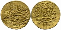 World Coins - Sulayman I, Altin