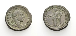 Ancient Coins - MOESIA INFERIOR: MARKIANOPOLIS, UNDER ELAGABALUS