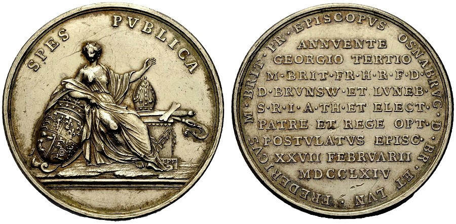 World Coins - OSNABRÜCK Medal