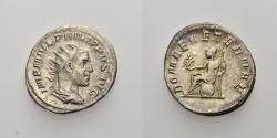 Ancient Coins -  PHILIP I., Antoninian, ROMAE AETERNAE