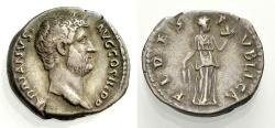 Ancient Coins - HADRIAN, Denarius