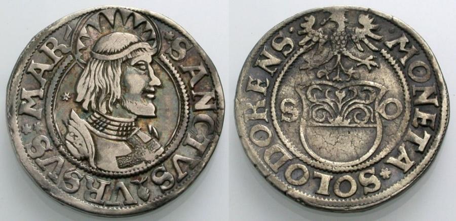 World Coins - SOLOTHURN, Dicken ca. 1550