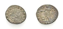 Ancient Coins - ROME, MAXIMINUS II, Nummus, Thessalonika