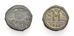 Ancient Coins - BYZANTIUM, Mauricius Tiberius, Antioch