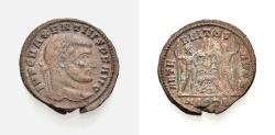 Ancient Coins - ROME, MAXENTIUS, Ostia