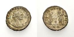 Ancient Coins - ROME, AURELIANUS, Antoninian, Tripolis