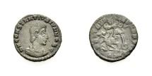 Ancient Coins - CONSTANTIUS GALLUS CAESAR, Nummus, Siscia