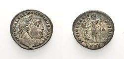 Ancient Coins - ROME, MAXIMINUS II, Nummus, Nikomedia