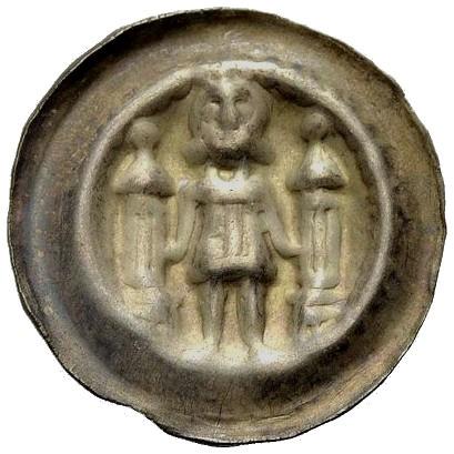 World Coins - ANHALT, Bracteate