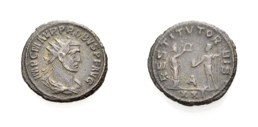 Ancient Coins - PROBUS, RESTITVT ORBIS