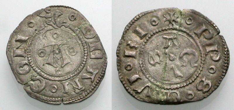 World Coins - ANCONA, Bolognino