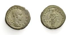 Ancient Coins - MOESIA INFERIOR: MARKIANOPOLIS, UNDER SEVERUS ALEXANDER