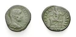 Ancient Coins - ROMAN PROVINCIAL; THRACE, HADRIANOPOLIS, UNDER GORDIAN III.