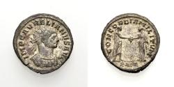 Ancient Coins - ROME, AURELIANUS, Antoninian, CONCORDIA MILITVM, Siscia