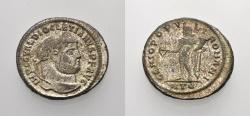 Ancient Coins - ROME, DIOCLETIANUS, Follis, Herakleia