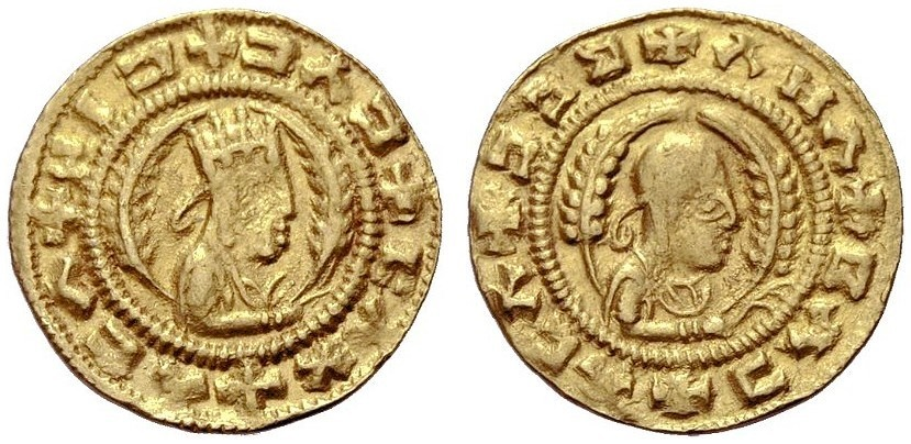 Ancient Coins - AFRICA, KINGDOM OF AXUM, King Ebana