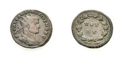 Ancient Coins - ROME, CONSTANTIUS I. CAESAR, Radiatus