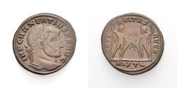 Ancient Coins - ROME, MAXENTIUS, Nummus, Ostia