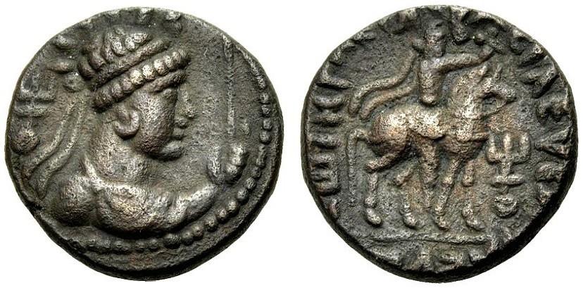 Ancient Coins - KUSAN, SOTER MEGAS
