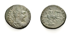 Ancient Coins - ROMAN PROVINCIAL: THRACE, ANCHIALOS, UNDER SEPTIMIUS SEVERUS