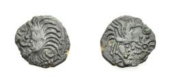 Ancient Coins - CELTIC: BELGIUM, BELLOVACI, Bronze