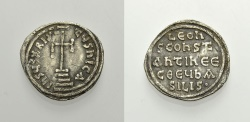 Ancient Coins - LEO III. ISAURUS, Miliaresion, Constantinople