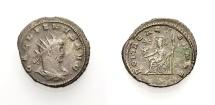 Ancient Coins - GALLIENUS, Antoninian, Asia, ROMAE AETERNAE