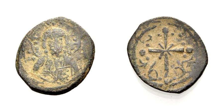 Ancient Coins - BYZANTIUM, Anonymous Follis (time of Nikephoros III.).