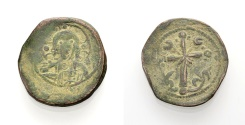 Ancient Coins - BYZANTIUM, Anonymous Follis (Time of Nikephorus III).