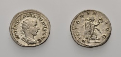 Ancient Coins - ROME, PHILIP I., Antoninian