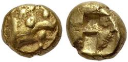 Ancient Coins - MYSIA, CYZICUS, EL Hemihekte