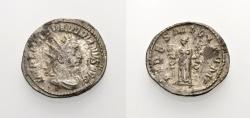 Ancient Coins - ROME, VALERIANUS I., FIDES MILITVM