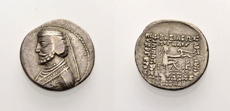 Ancient Coins - KINGS OF PARTHIA: DARIUS