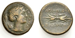 Ancient Coins - SYRACUSE, AE