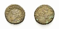 Ancient Coins - EGYPT UNDER ROME: ALEXANDRIA, NERO