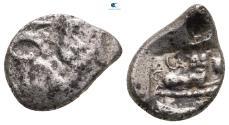 Ancient Coins - Phoenicia. Arados circa 400 BC.  Tetrobol AR
