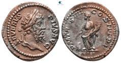 Ancient Coins - Septimius Severus AD 193-211. Rome Denarius AR