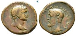 Ancient Coins - Macedon. Cassandreia. Trajan AD 98-117.  Bronze Æ.