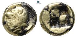 Ancient Coins - Ionia. Erythrai circa 520-480 BC. Fourrée Hekte.