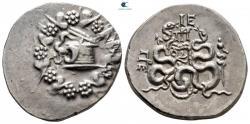 Ancient Coins - Mysia. Pergamon circa 133-67 BC.  Cistophoric Tetradrachm AR