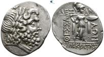 Ancient Coins - THESSALY, Thessalian League (50-0 BC). Stater.