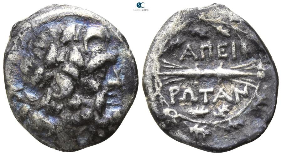 Ancient Coins - EPEIROS, Koinon. 1/6 Stater (234-168 BC).