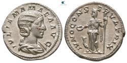 Ancient Coins - Julia Mamaea. Augusta AD 222-235. Rome Denarius AR
