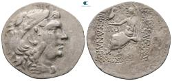 "Ancient Coins - Kings of Macedon. Mesembria. Alexander III ""the Great"" 336-323 BC. Struck circa 125-65 BC Tetradrachm AR"