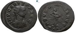 Ancient Coins - ROMAN EMPIRE. Carus (282-283). Double ? Antoninianus.