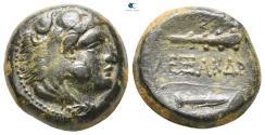 "Ancient Coins - Kings of Macedon. Uncertain mint in Macedon. Alexander III ""the Great"" 336-323 BC.  Bronze Æ"