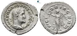 Ancient Coins - Maximinus I Thrax AD 235-238. Struck AD 236-238. Rome. Denarius AR